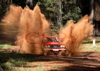 Brad Goldsbrough making a splash in his datsun 1600.tif